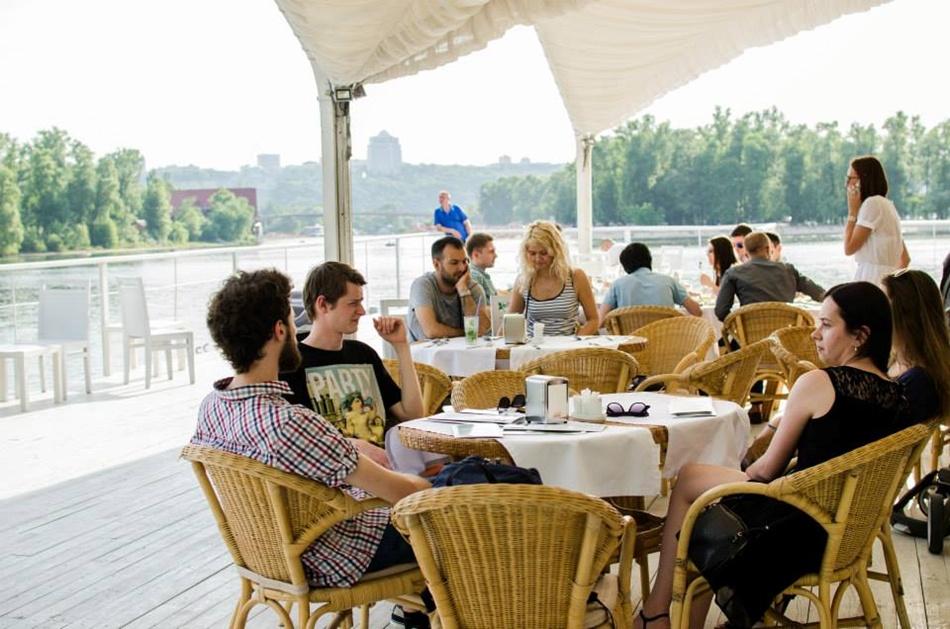Ресторан «Белая дача»
