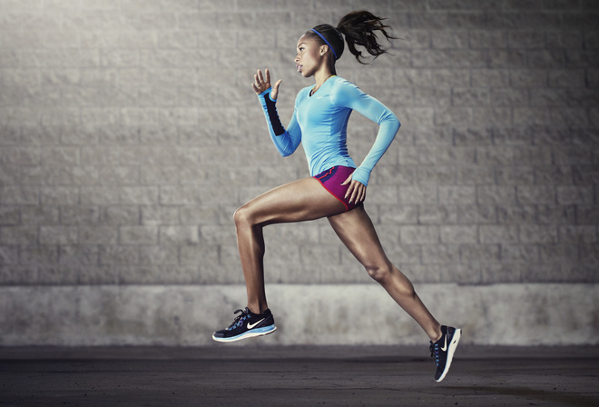2 фото скорость бега