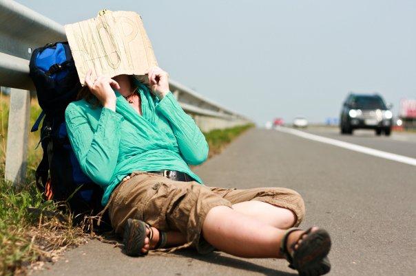 9 советы для автостопа