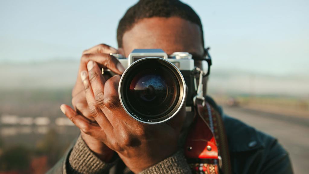 не фотографируйте людей без разрешения